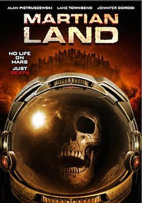 Cover image for Martian land