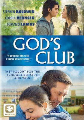 Cover image for God's club