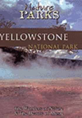 Cover image for Yellowstone National Park