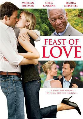 Cover image for Feast of love