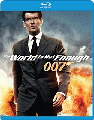 Cover image for The world is not enough