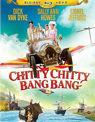 Cover image for Chitty Chitty Bang Bang
