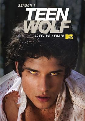 Cover image for Teen wolf. The complete season one