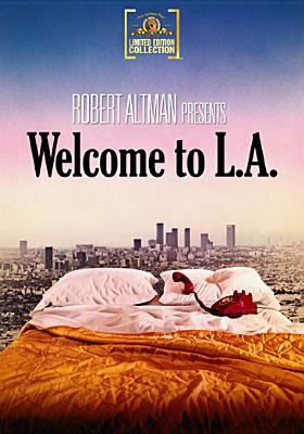 Cover image for Welcome to LA