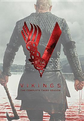 Cover image for Vikings. The complete third season