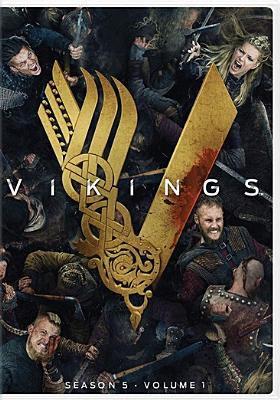 Cover image for Vikings. Season 5, volume 1