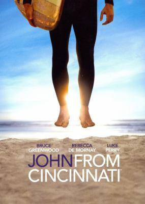 Cover image for John from Cincinnati