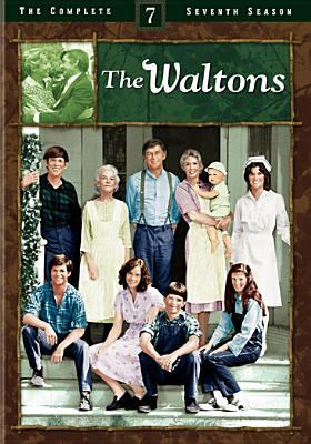 Cover image for The Waltons. The complete seventh season