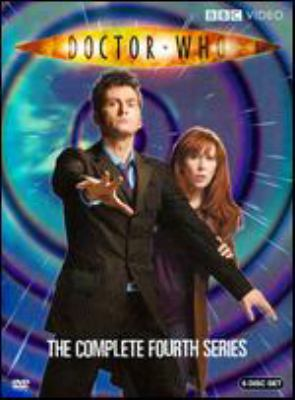Cover image for Doctor Who. The complete fourth series
