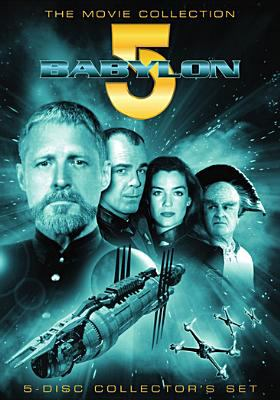 Cover image for Babylon 5. The movie collection
