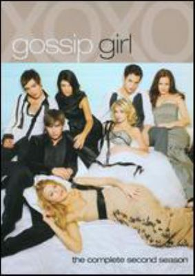 Cover image for Gossip Girl. The complete second season