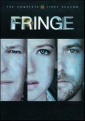 Cover image for Fringe. The complete first season