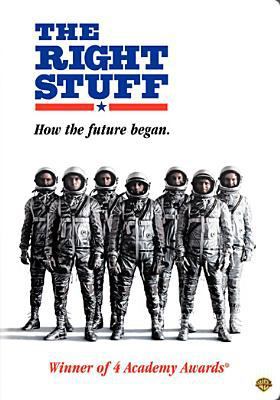 Cover image for The right stuff