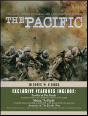 Cover image for The Pacific.