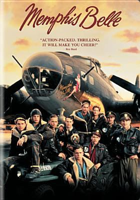 Cover image for Memphis Belle