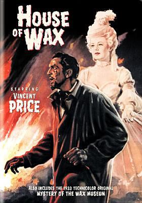 Cover image for House of wax