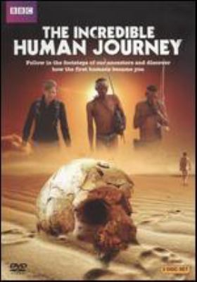 Cover image for The incredible human journey