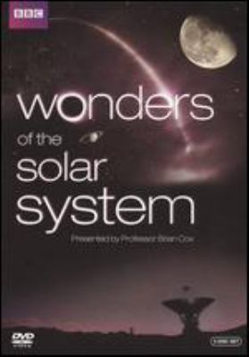 Cover image for Wonders of the solar system
