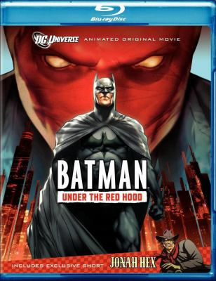 Cover image for Batman. Under the red hood