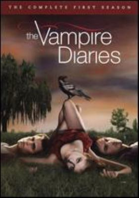 Cover image for The vampire diaries. The complete first season
