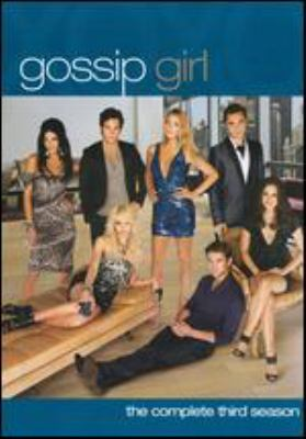 Cover image for Gossip girl. The complete third season