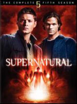 Cover image for Supernatural. The complete fifth season