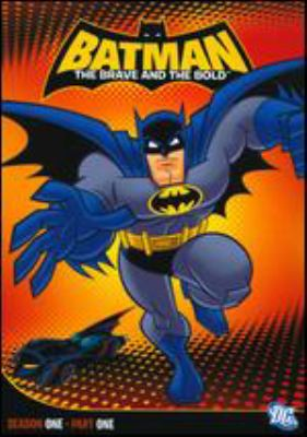 Cover image for Batman, the brave and the bold. Season 1, part 1