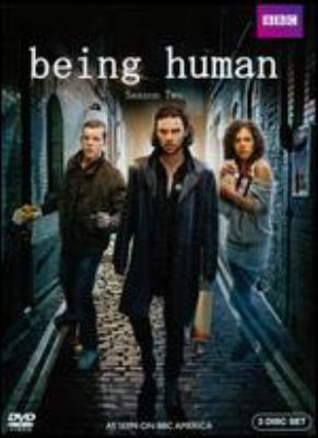Cover image for Being human. Season two