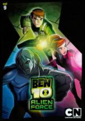 Cover image for Ben 10 alien force. Vol 9