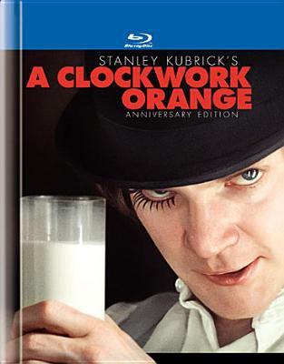 Cover image for A clockwork orange