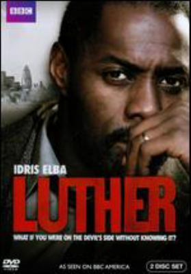 Cover image for Luther