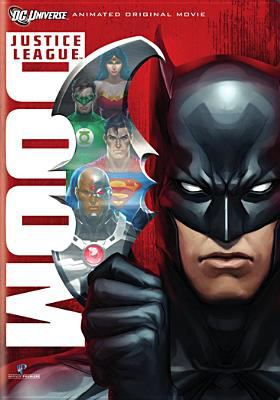 Cover image for Justice League. Doom
