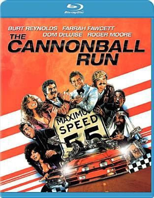 Cover image for The cannonball run