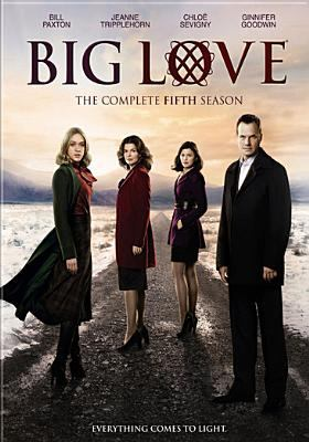 Cover image for Big love. The complete fifth season