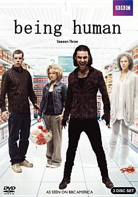 Cover image for Being human. Season three