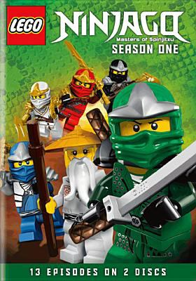 Cover image for LEGO Ninjago, masters of spinjitsu. Season 1