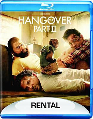 Cover image for The hangover part II