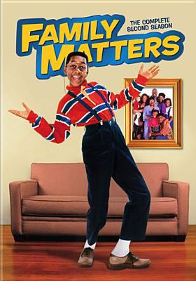 Cover image for Family matters. Complete 2nd season