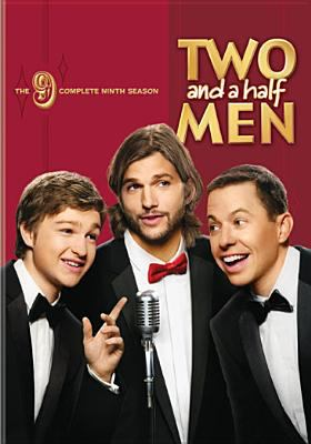 Cover image for Two and a half men. The complete ninth season