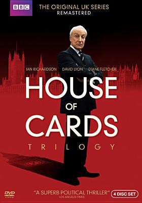Cover image for House of cards trilogy