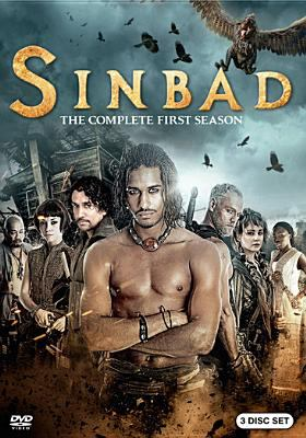 Cover image for Sinbad. The complete first season
