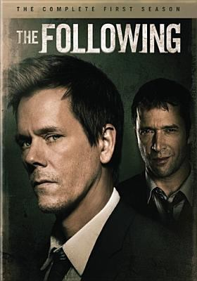 Cover image for The following. The complete first season