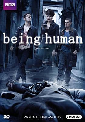 Cover image for Being human. Season five