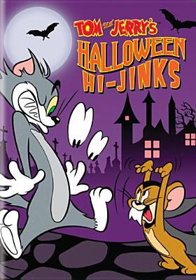 Cover image for Tom and Jerry's. Halloween hi-jinks