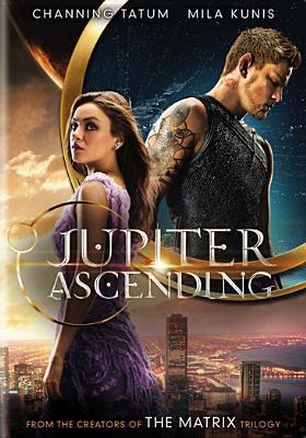 Cover image for Jupiter ascending