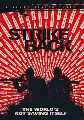Cover image for Strike back. Cinemax season three