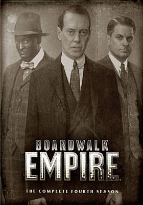 Cover image for Boardwalk empire. The complete fourth season