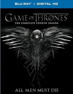 Cover image for Game of thrones. The complete fourth season.