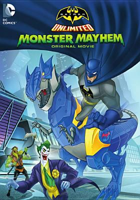 Cover image for Batman unlimited. Monster mayhem