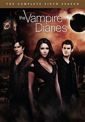 Cover image for The vampire diaries. The complete sixth season.